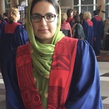 Dr Aysha Rasul Photo