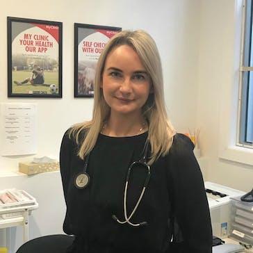 Dr Katie Stout Photo
