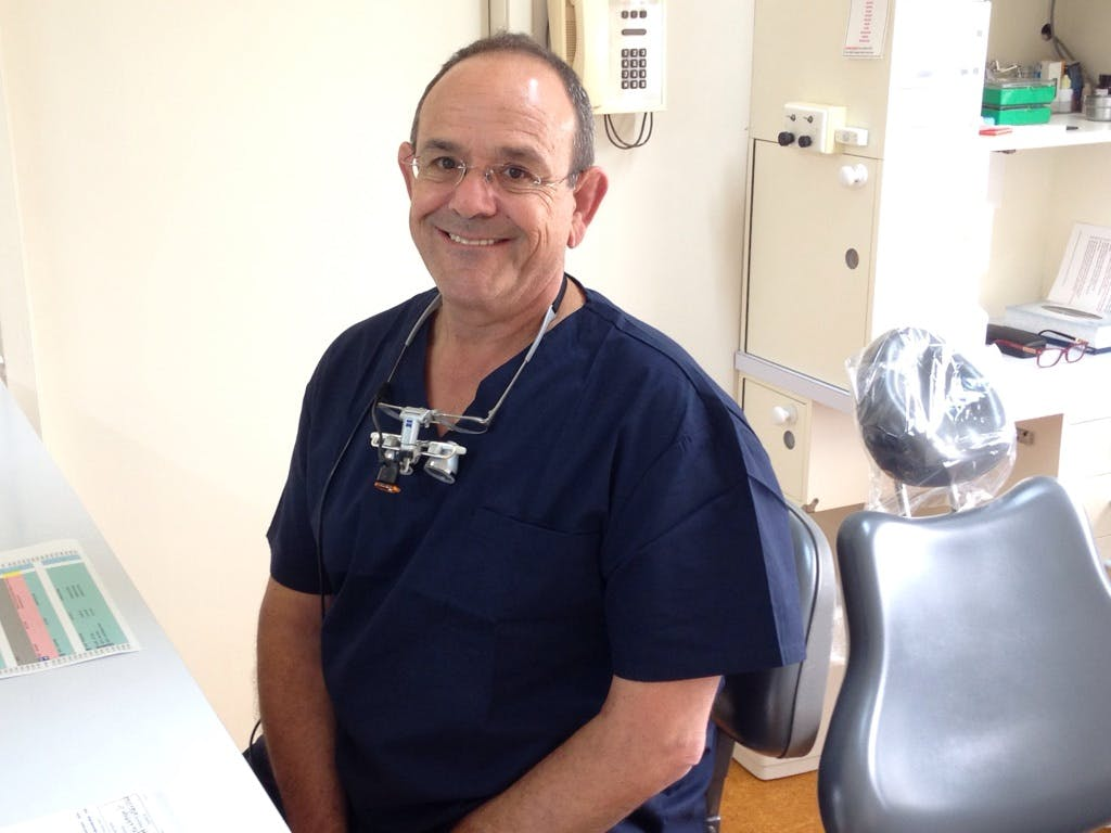 Photo of Dr Brian Isserow