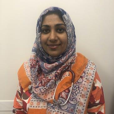 Dr Shaza Ilyas Photo