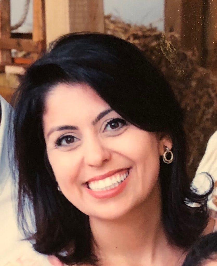 Photo of Dr Sandy Ghattas