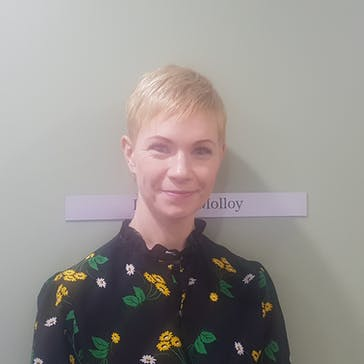 Dr Aoife Molloy Photo