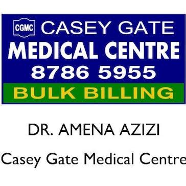 Dr Amena Azizi Photo