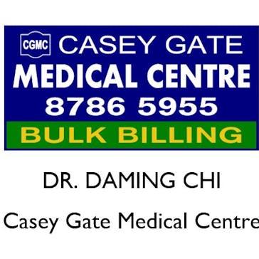 Dr Daming Chi Photo