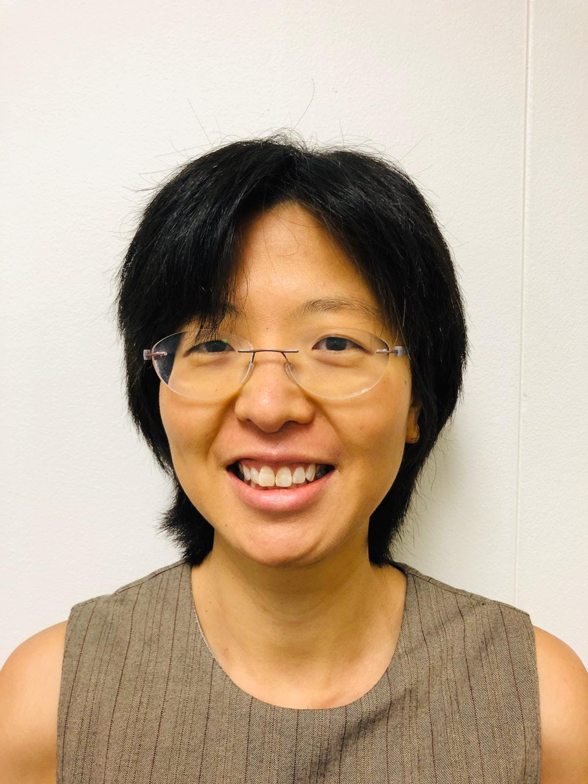 Photo of Dr Claire Chung
