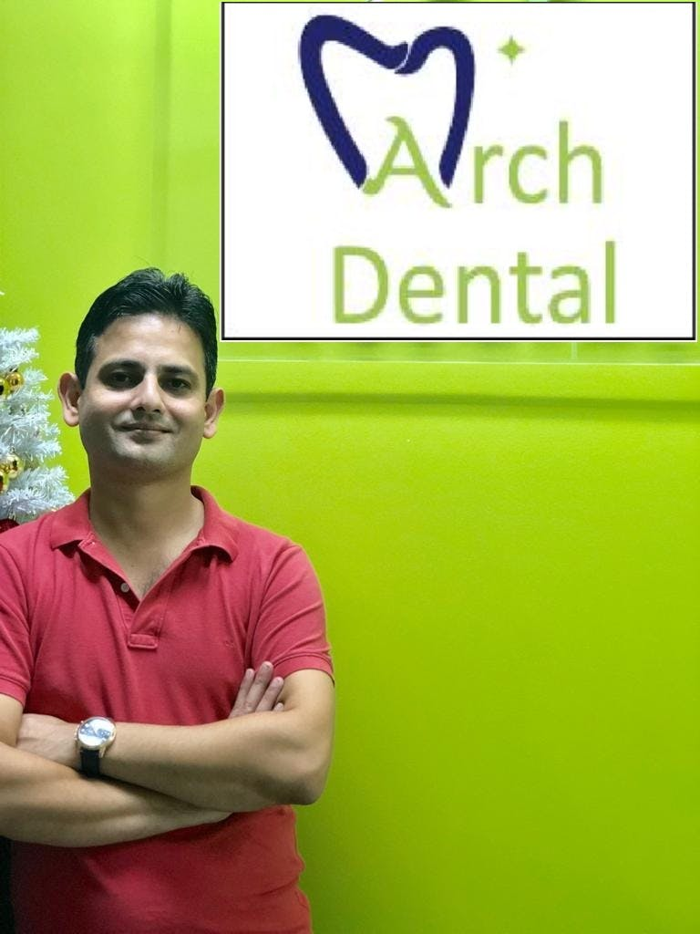Photo of Dr Ranjan Chauhan