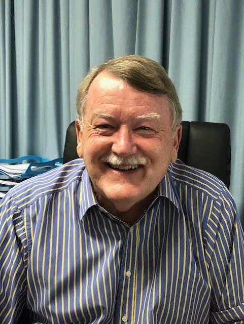 Photo of Dr Marsh Godsall