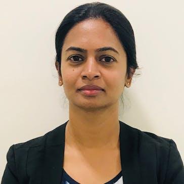 Dr Manju Krishnasamy Photo