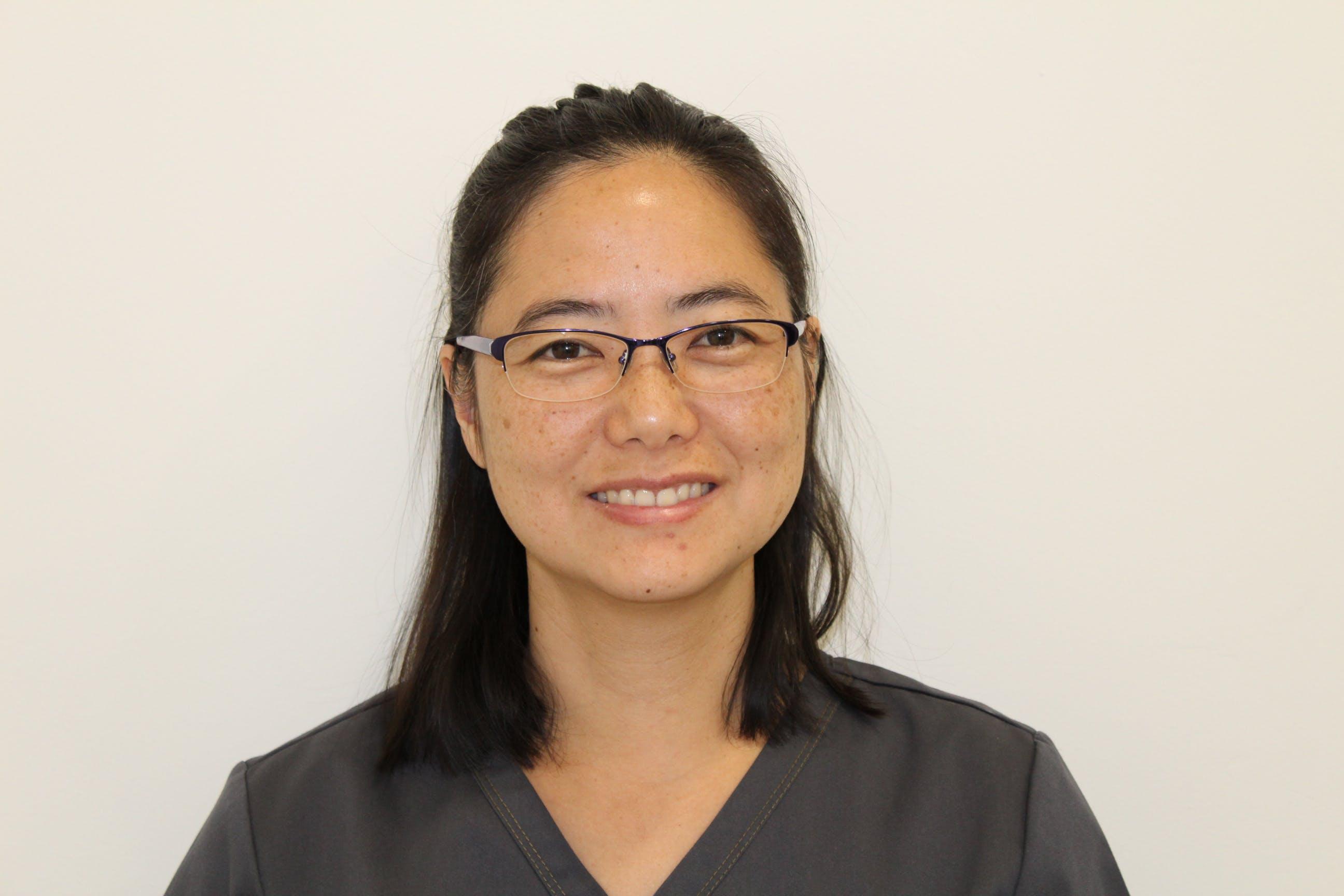 Photo of Dr Paola Miki Higa