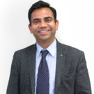 Dr Dinesh Mehra Photo