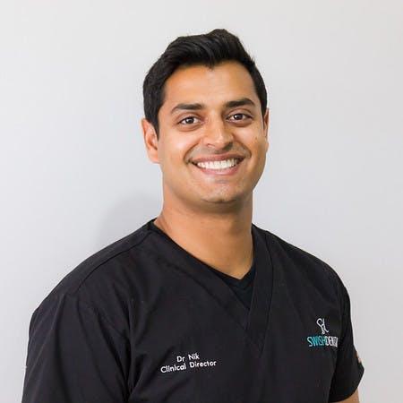 Photo of Dr Nikesh Patel