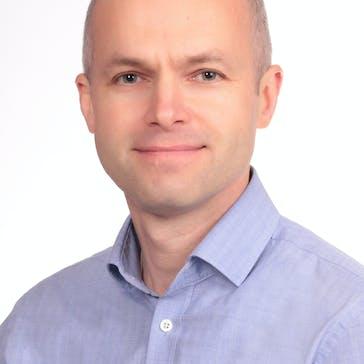 Dr Mykhaylo Narytnyk Photo