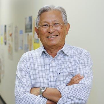 Dr Albert Tan Photo