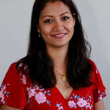 Dr Jasmine Pradhan Photo