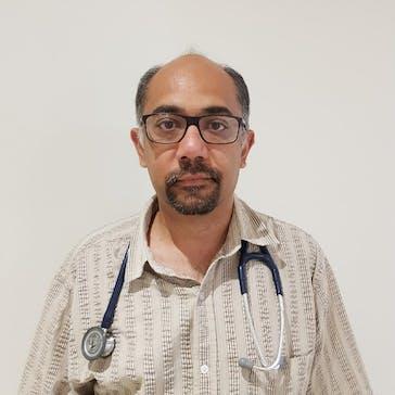 Dr Aloke De Photo