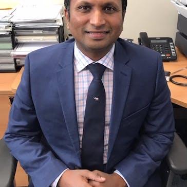Dr Gowthaman Annamalai Photo