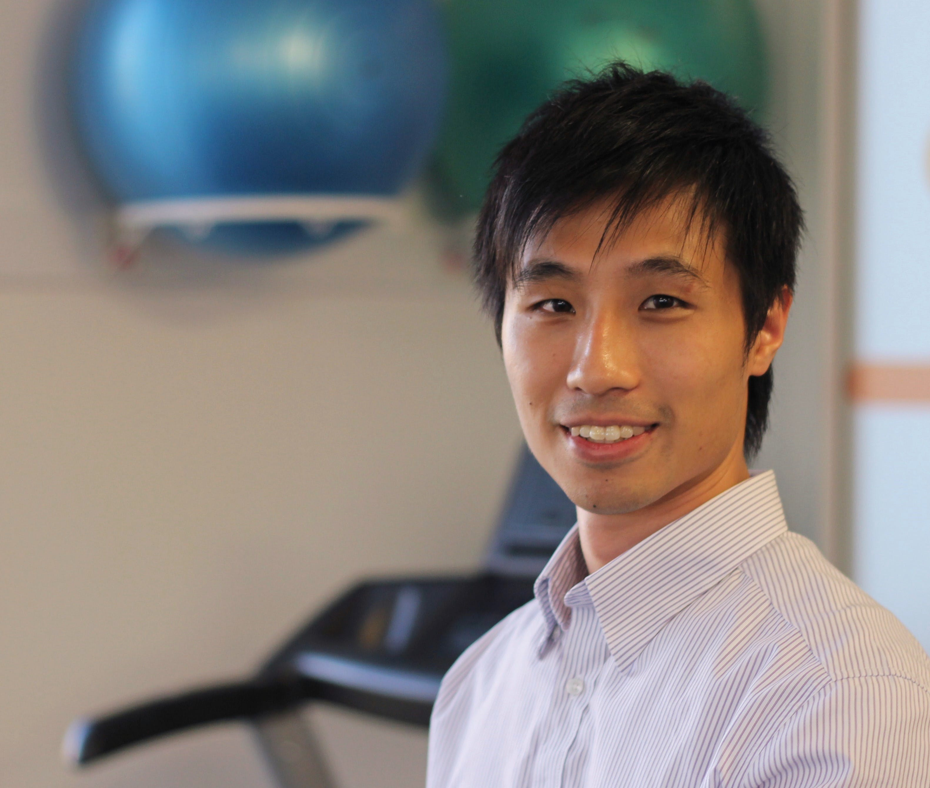 Photo of Mr Andrew Wang - Private Billing