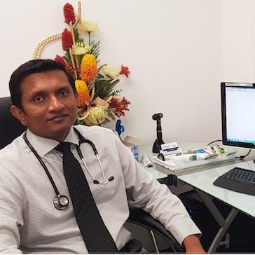Dr Maheswaran Mayurathan Photo