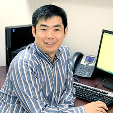 Dr Zhong Yu Photo