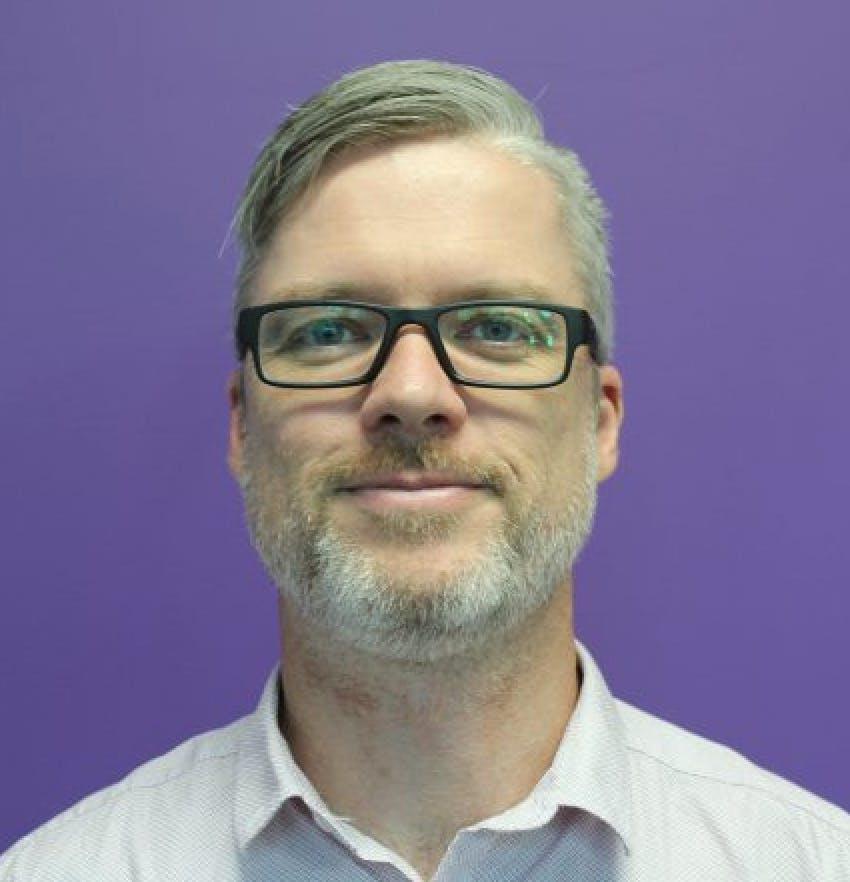 Photo of Mr Martin McKenzie