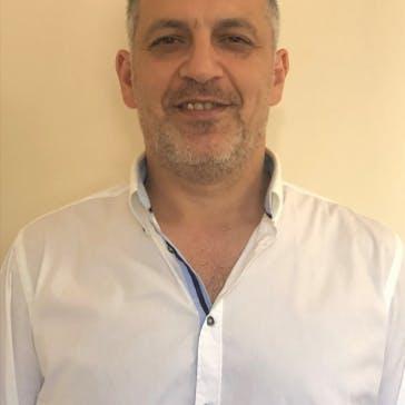 Mr Jim Dimitropoulos Photo