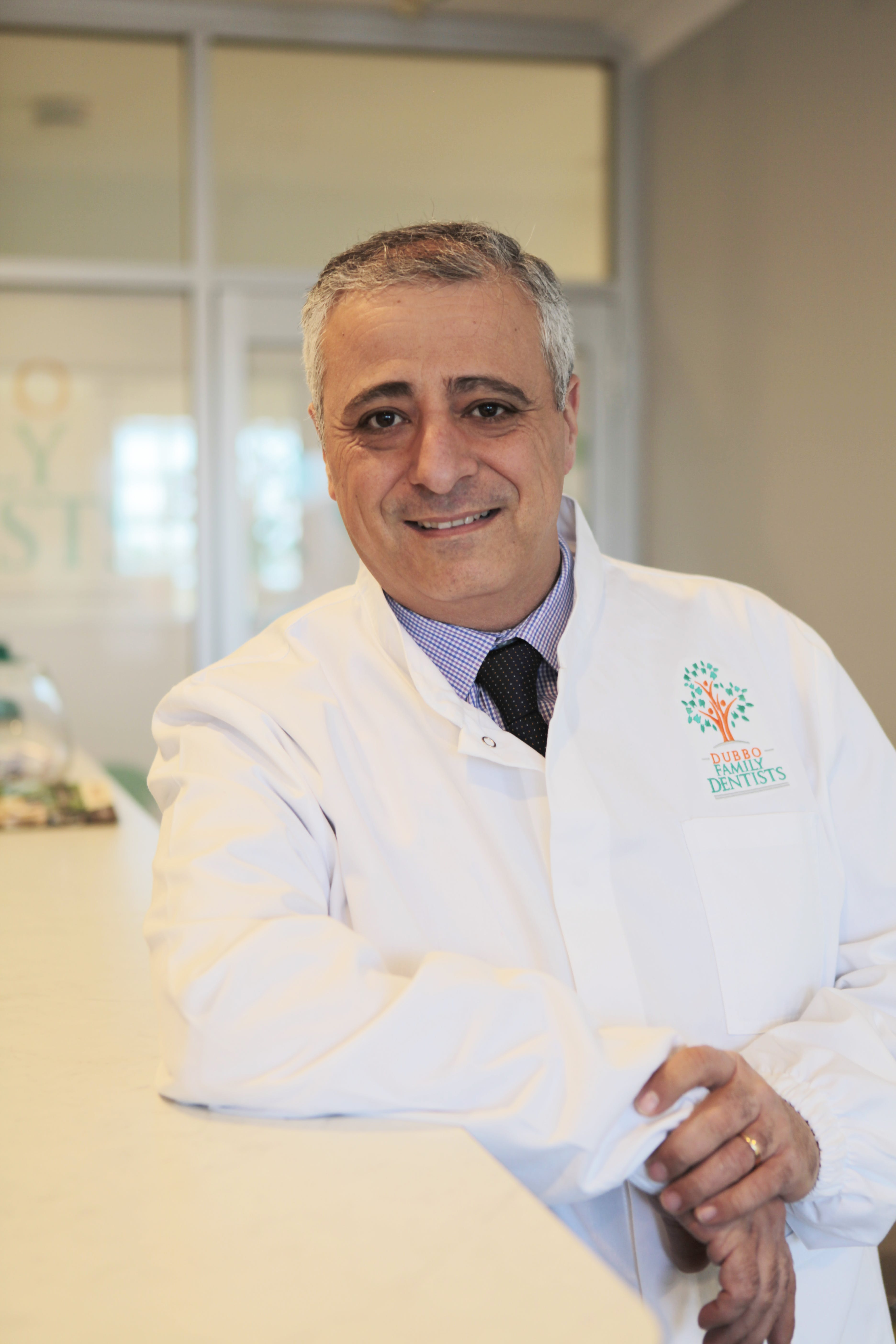 Photo of Dr Maher  Gemian
