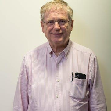 Dr Roger Warne Photo