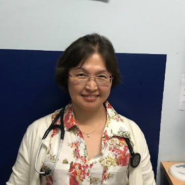 Dr Bo (Belinda) Zhou Photo
