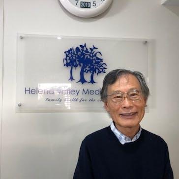 Dr Yoshi Inoue Photo