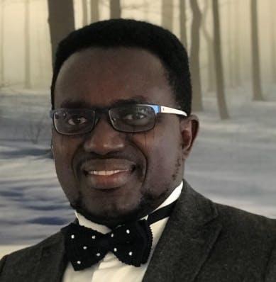 Photo of Dr Gabriel Akra