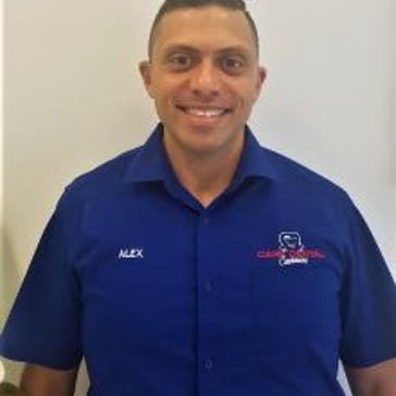 Dr Farag (Alex) Abdelmesseh Photo