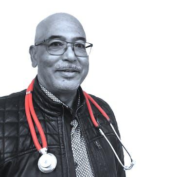 Dr Nicholas Dora-Raj Photo