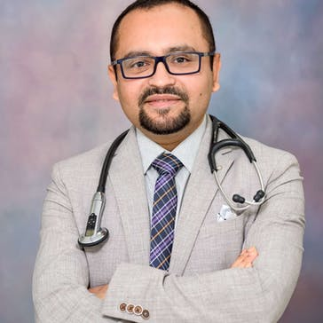 Dr Niaz  Reza Photo