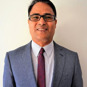 Dr Naresh Parajuli Photo