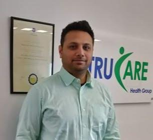 Photo of Mr Bhargav Gaglani
