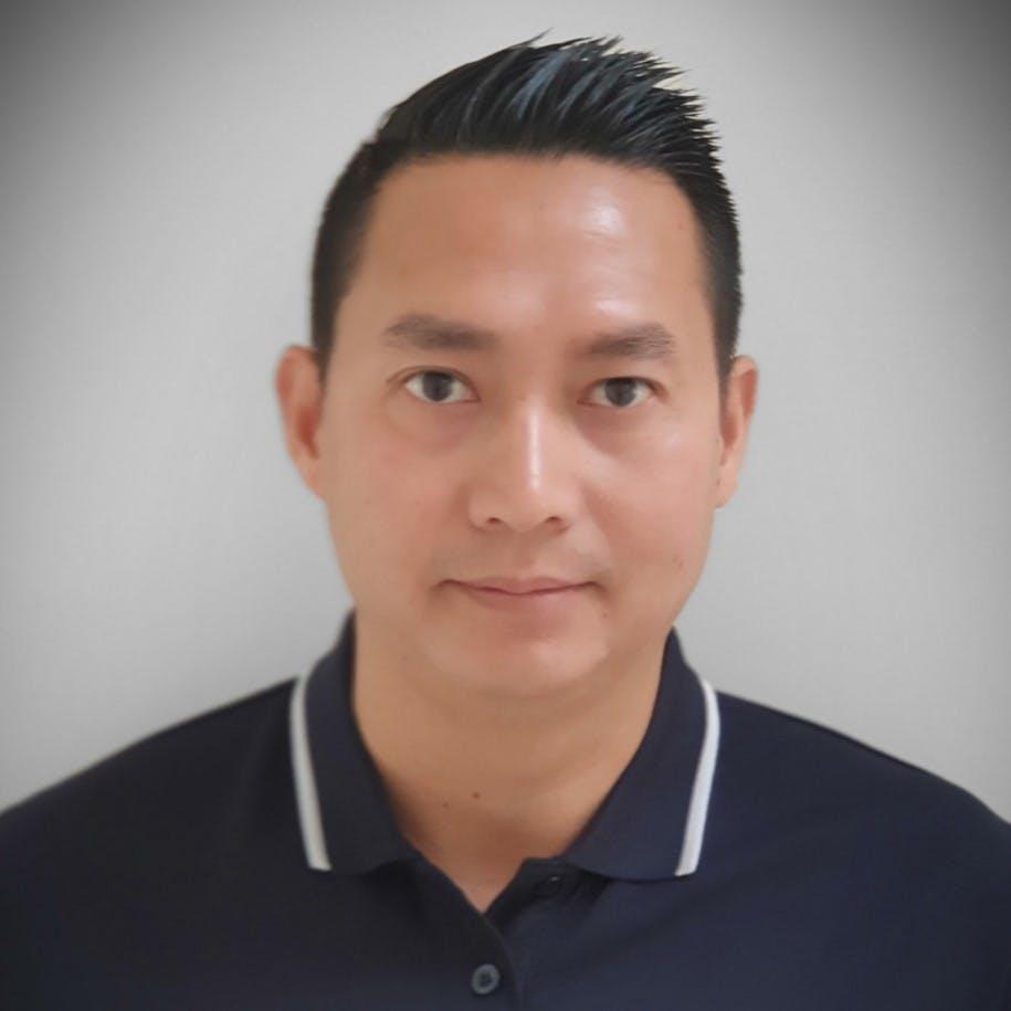 Photo of Mr Paul Nguyen