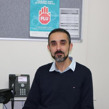 Dr Nima Sharifian Photo