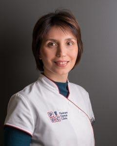 Photo of Dr Sally Hashemi