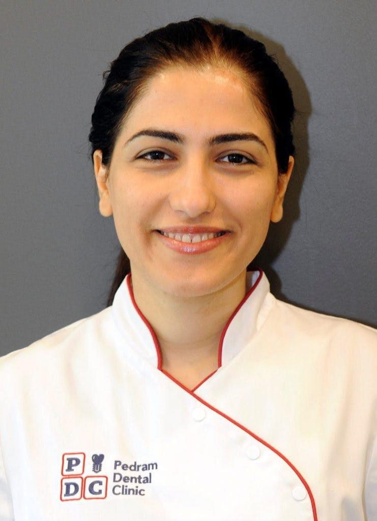 Photo of Dr Nava Pedram