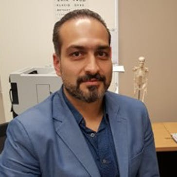 Dr Reza Soheyli Photo