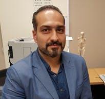 Photo of Dr Reza Soheyli