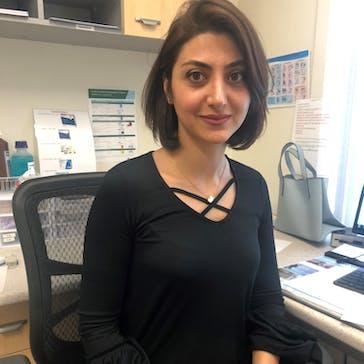 Dr Mahsa Amoushahi Photo