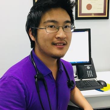 Dr Joel Ang Photo