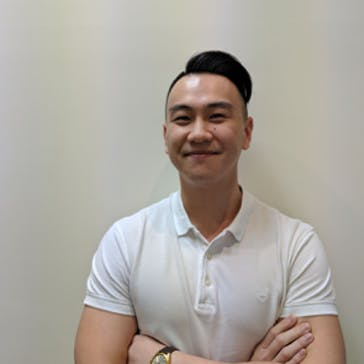 Mr Royce Chen Photo