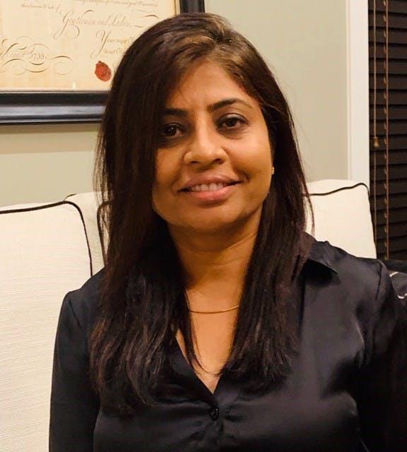 Photo of Dr Nirmala Masole