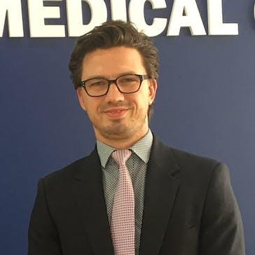 Dr Nicholas Maluga Photo
