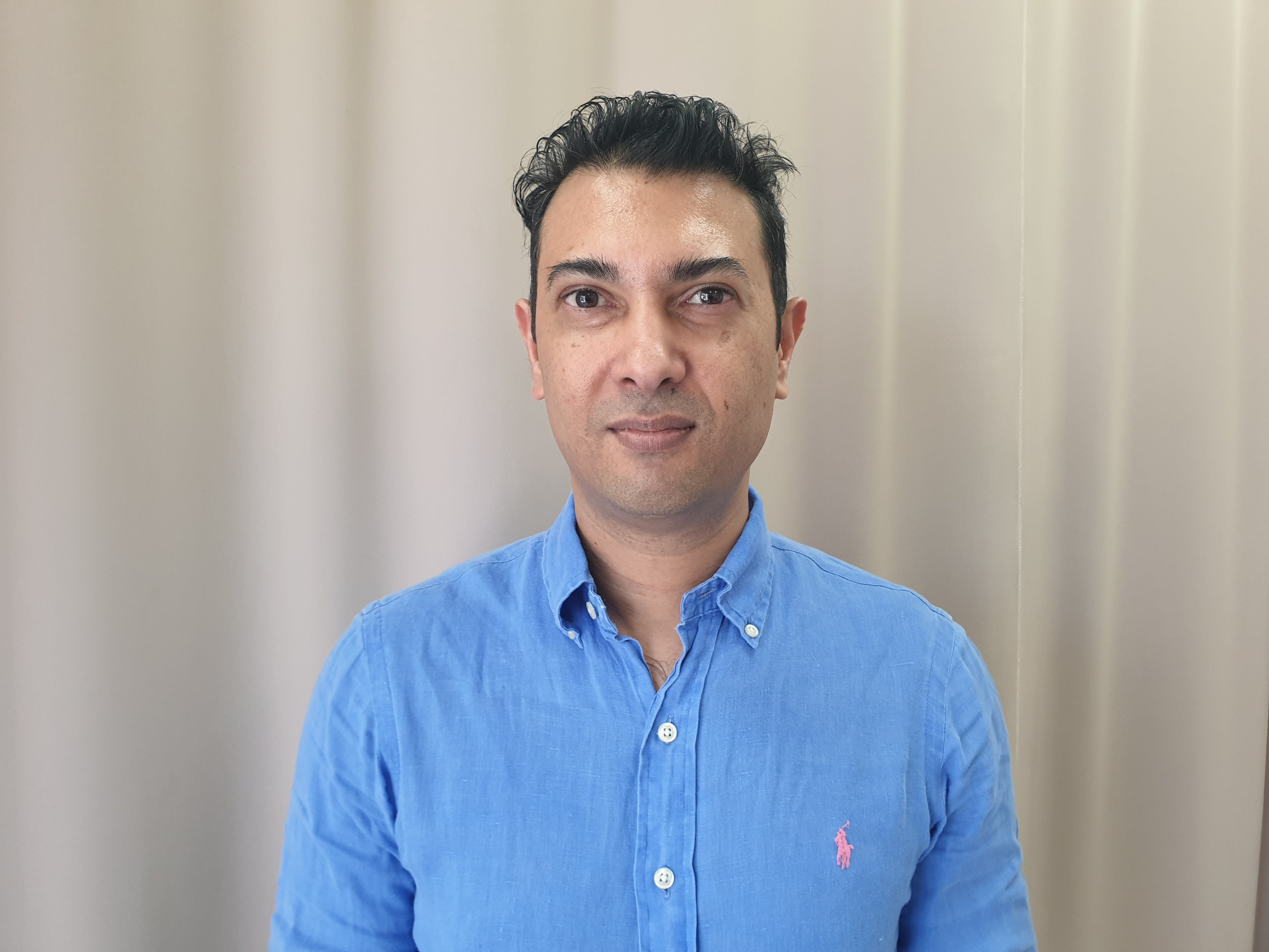 Photo of Dr Devendra Kawol