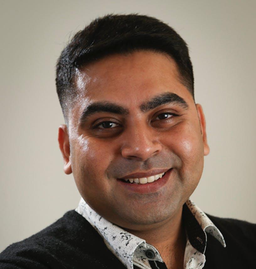 Photo of Dr Rahul Pankhaniya