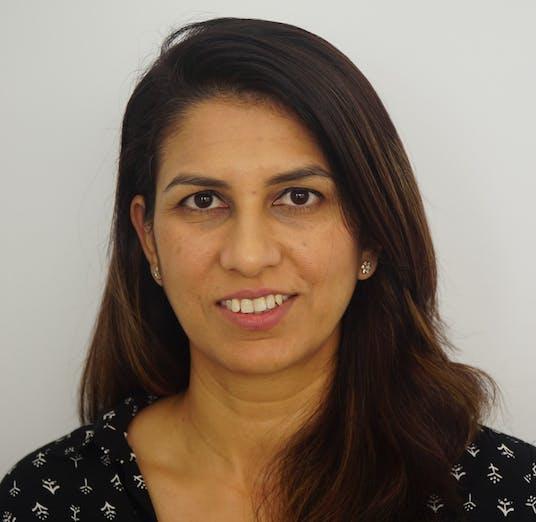 Photo of Mrs Charu Mahajan