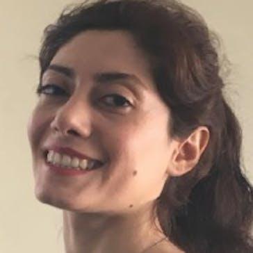 Dr Zahra Maghami Photo